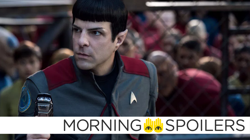 Zachary Quinto Hints at the Future of the Star Trek Movieverse
