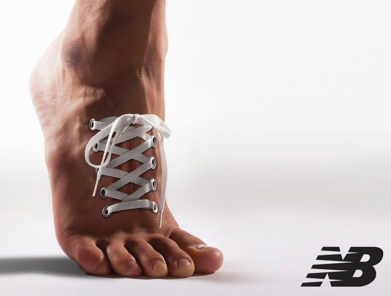 Illustration for article titled New Balance Releases 'Laces Only' Minimalist Running Shoe