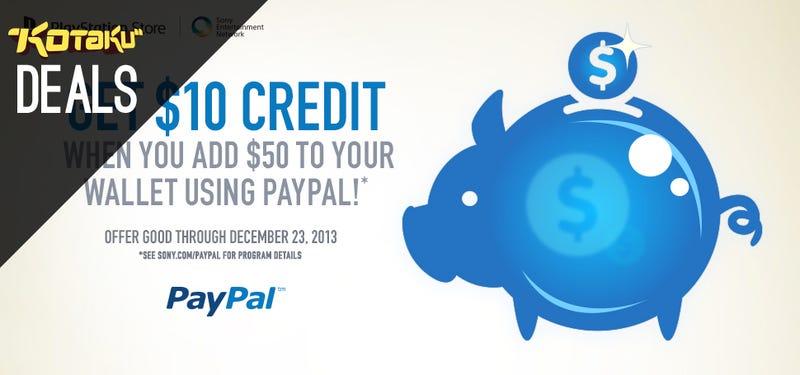 Illustration for article titled Get $10 PSN Credit, Gaming Mice, A Clockwork Orange [Deals]