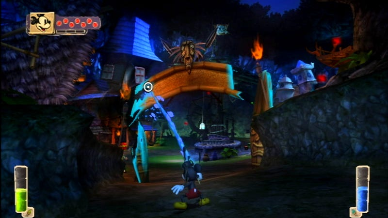 Illustration for article titled Epic Mickey Is, In Theory, The Game of the Year