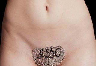 Illustration for article titled On the Topic of Vajazzling: A True History of the Movement Towards Sparkly Genitals