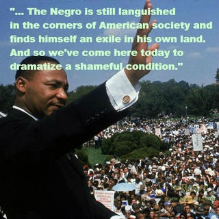 Martin Luther King Jr.FRANCIS MILLER/GETTY IMAGES