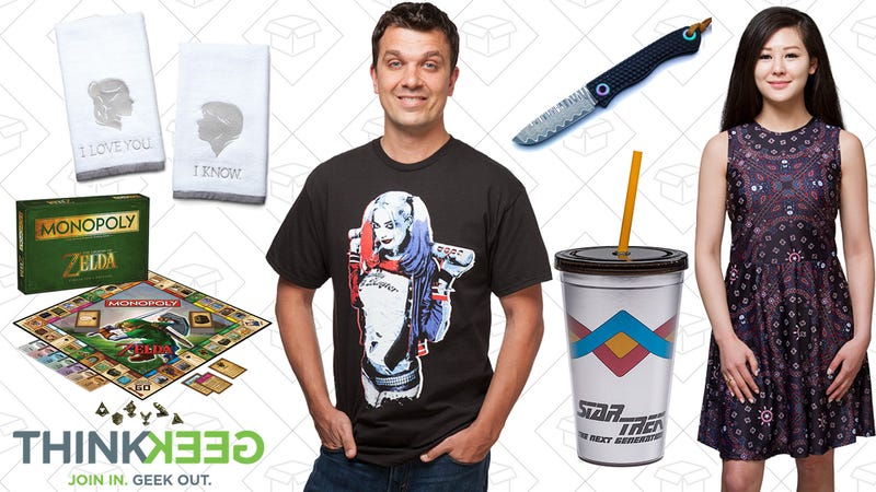 Illustration for article titled Forget Oktoberfest, Celebrate Geektemberfest with Up to 60% Off at ThinkGeek
