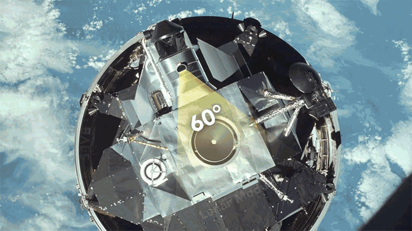 How the Apollo Astronauts Guided Their Ships With a Brilliantly Simple Telescope