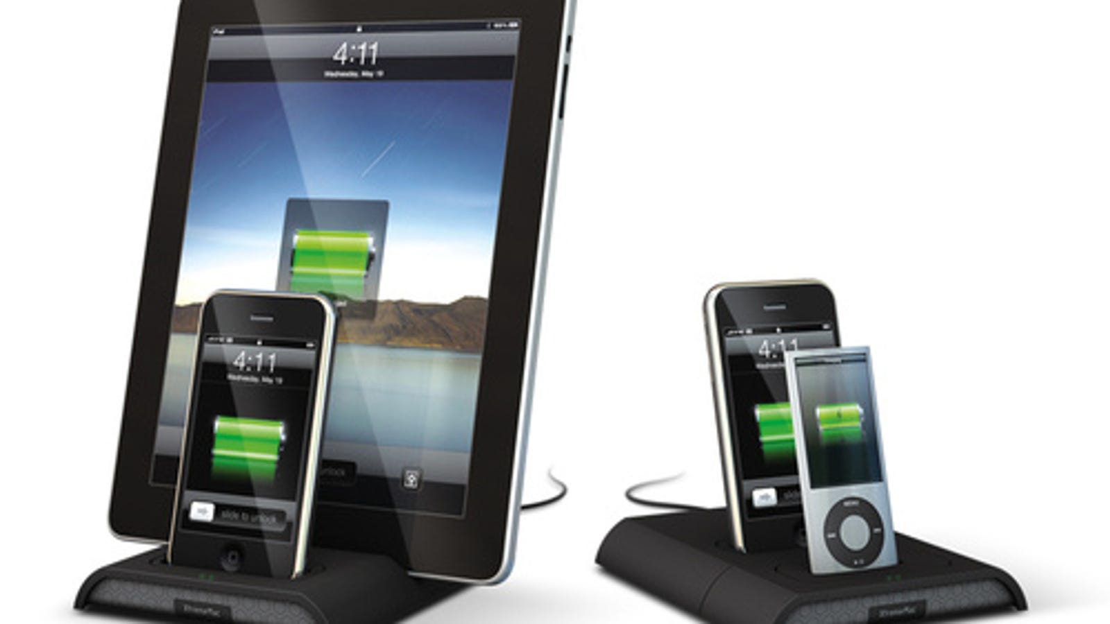 Xtrememac Incharge Duo And Home Charge Two Idevices At Once