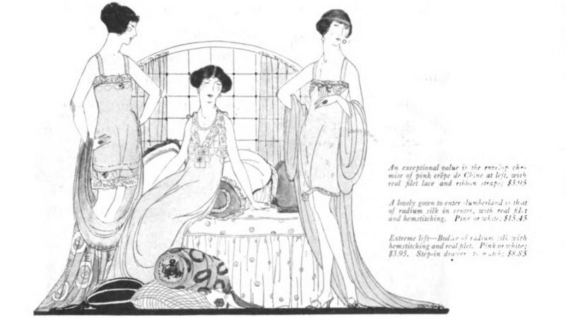 Illustration for article titled This LanguorousLingerie Party Looks Fun
