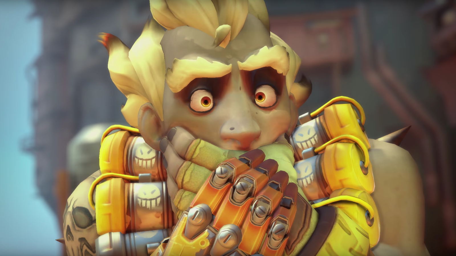 Junkrat Sucks
