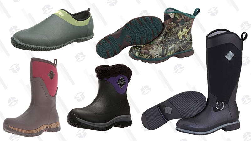 Muck Boot Gold Box | Amazon