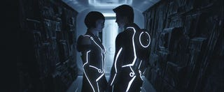 Illustration for article titled Inside Tron Legacy with the stars and director
