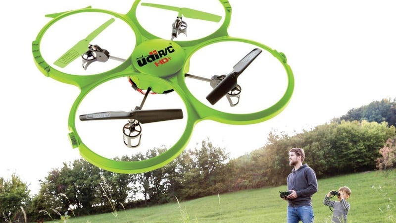 UDI 818A Camera Drone, $80 with code JHULPUZR