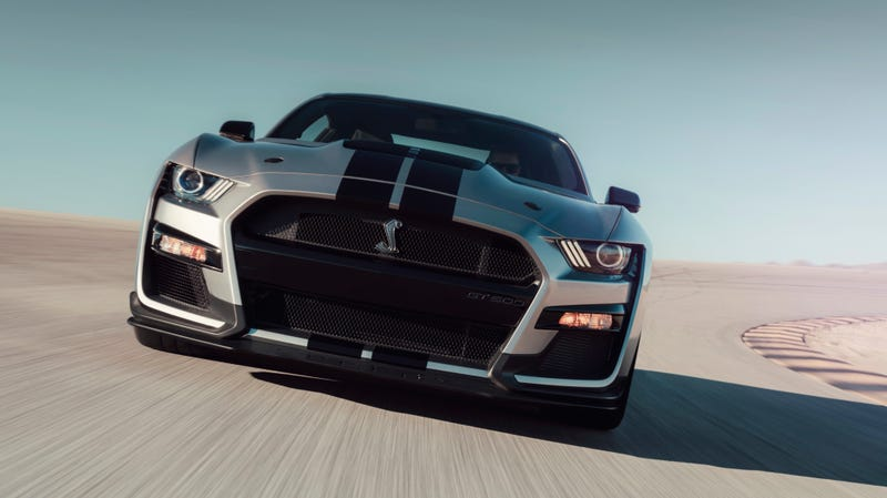 Figure for article titled The 2020 Ford Mustang Shelby GT500 will launch at $ 70,300.