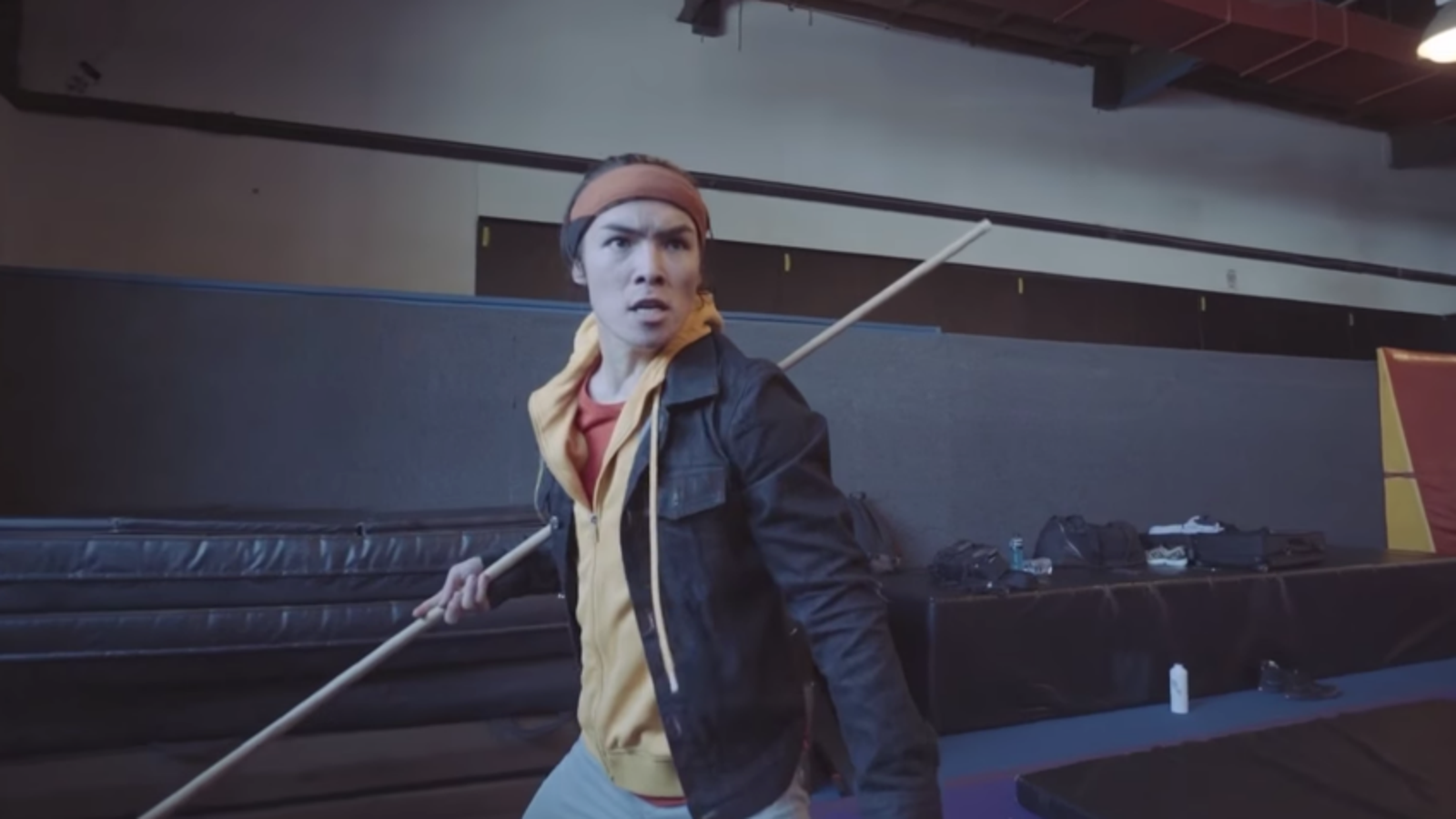 Ryan Potter Wants to Play Robin So Badly He Made Ben Affleck a Fight Scene