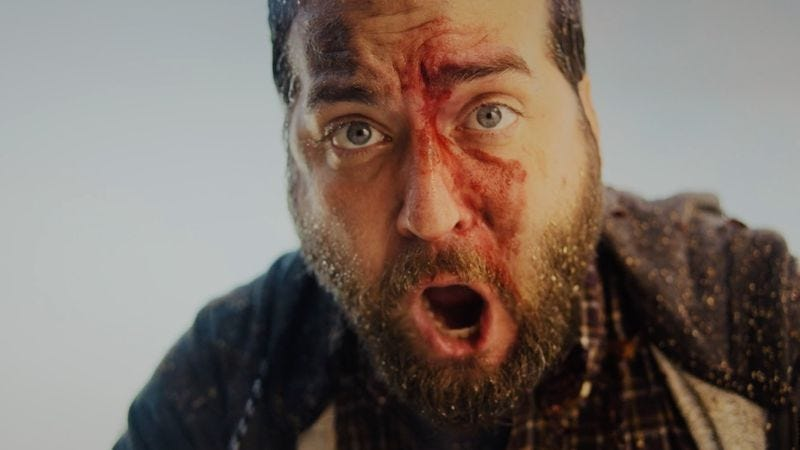 Brian Sacca in Wrecked (TBS)