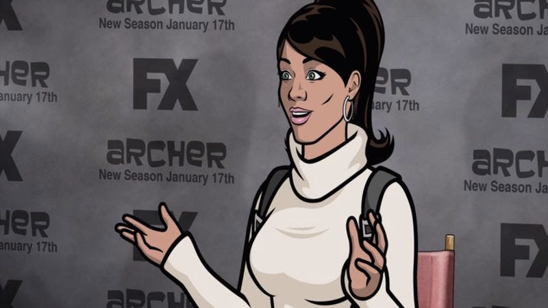 Illustration for article titled Exclusive videos: The Archer cast talks about their perfect day