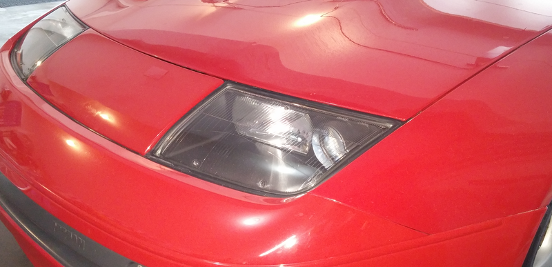 How To Make Your Car's Face Pretty Again