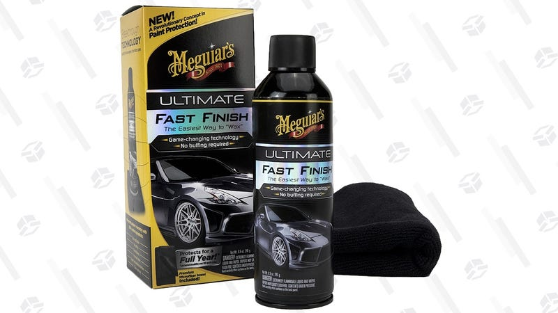 Meguiar's Ultimate Fast Finish | $9 | Amazon