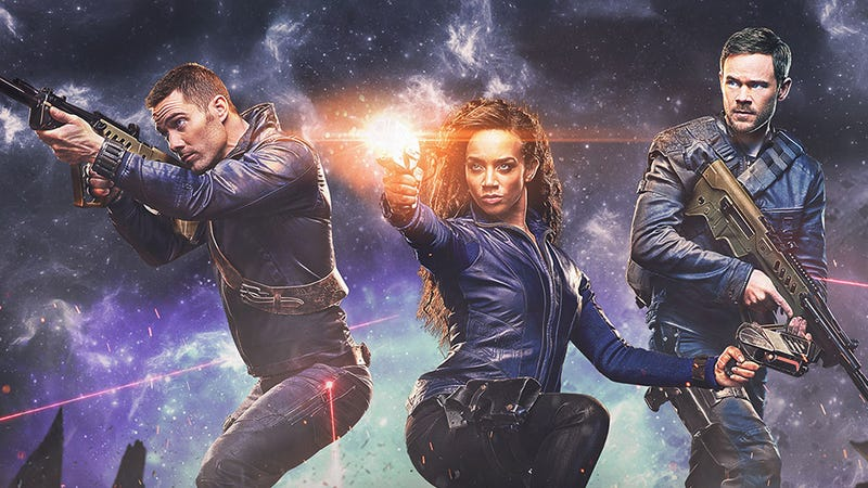 Illustration for article titled Killjoys Really Is A Most Excellent Space Adventure Show