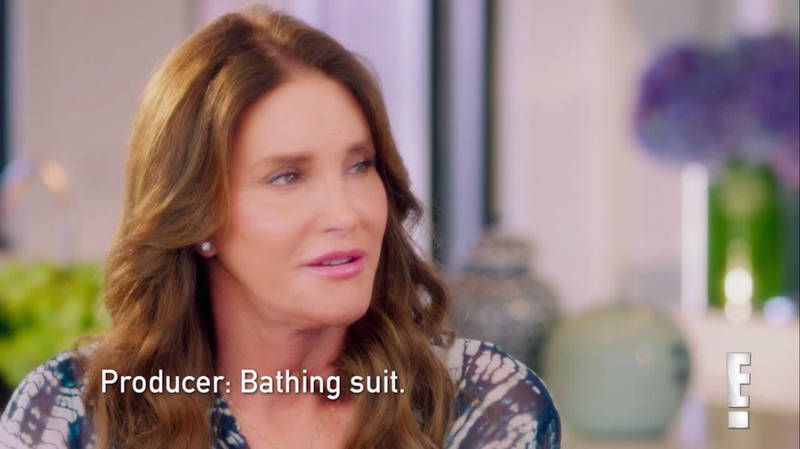 Illustration for article titled Caitlyn Jenner's Latest Struggle: What Bathing Suit To Wear