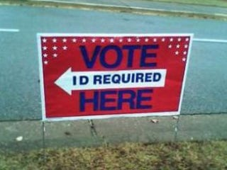 Illustration for article titled 25 Percent of Blacks Don't Have Voting ID