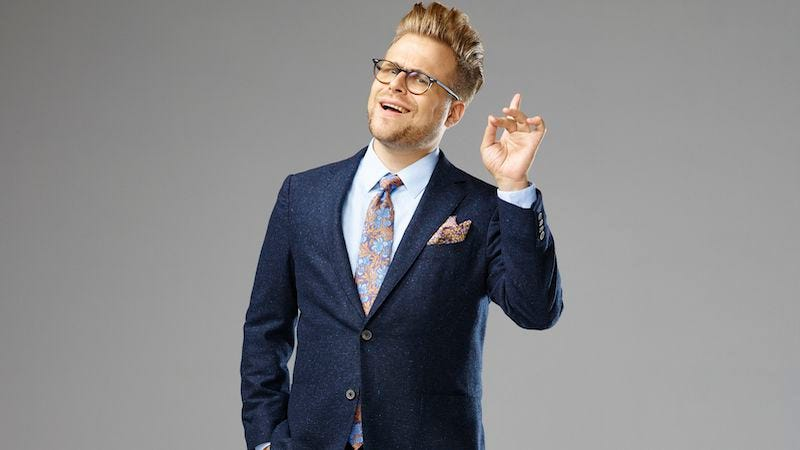 Adam Conover, when he's not busy ruining everything (Photo: TruTV)