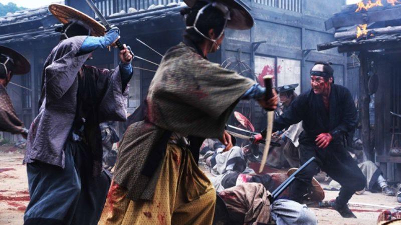 Illustration for article titled 13 Assassins