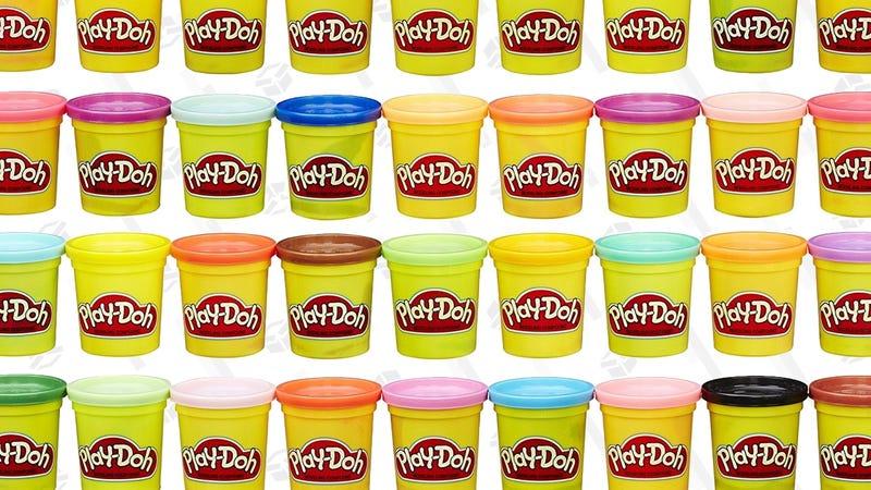 Play-Doh Gold Box | Amazon
