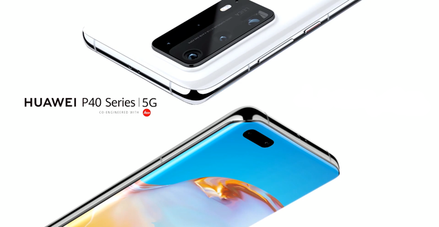 Huawei s Flagship P40 Pro+ Is Pushing the Limits of What a Smartphone Camera Can Do
