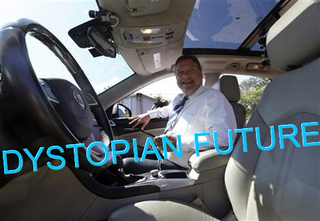 Illustration for article titled PA State Rep Takes Ride in Self-Driven Car, Skynet Now Self-Aware