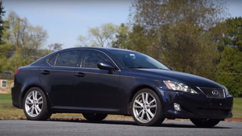 A 2007 Lexus IS350 Is A Sleeper That Won't Kill You