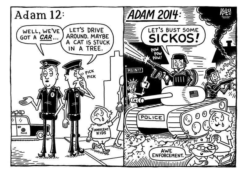 Illustration for article titled Arrest Development