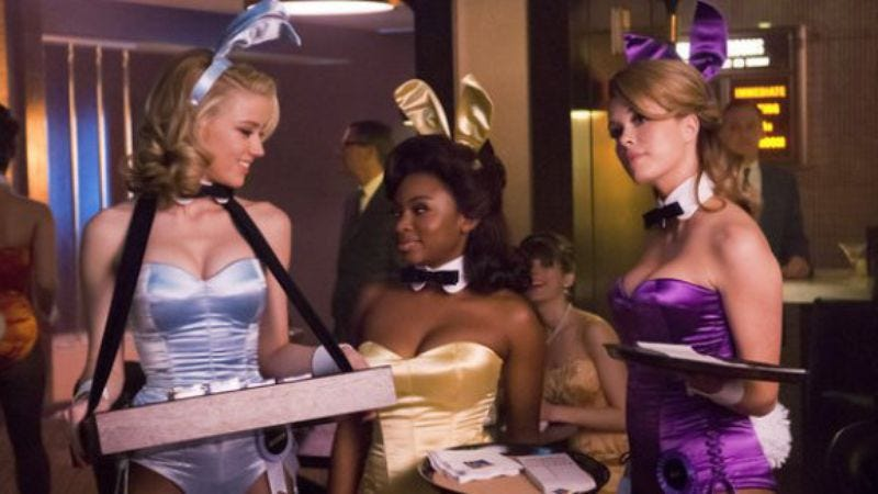 Illustration for article titled The Playboy Club is canceled because of fear of female empowerment, and also low ratings