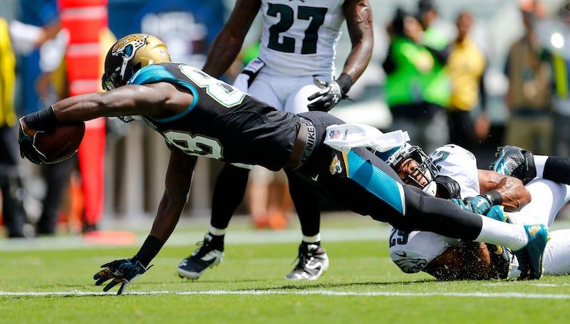 Illustration for article titled Is Jaguars WR Allen Hurns For Real?