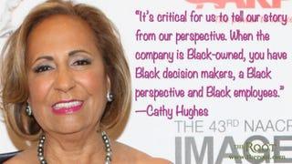 Cathy HughesBennett Raglin/Getty Images