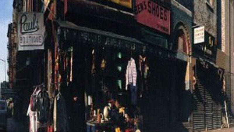 Illustration for article titled Beastie Boys: Paul's Boutique