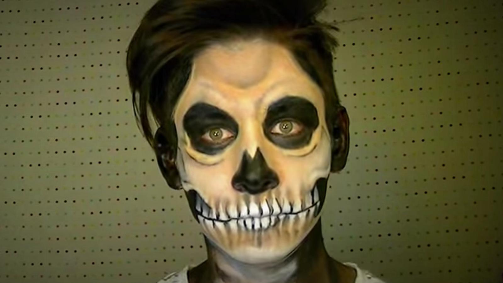 Cómo maquillarte para tu disfraz de Halloween de última hora