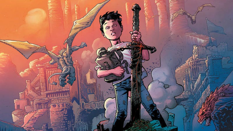 Art by Andrei Bressan. Image: Image Comics/Skybound
