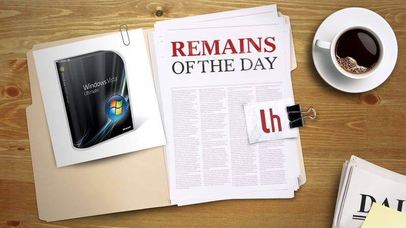 Illustration for article titled Remains of the Day: Second Windows 10 Update Coming Later This Year