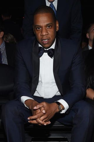 Jay Z in 2015Larry Busacca/Getty Images