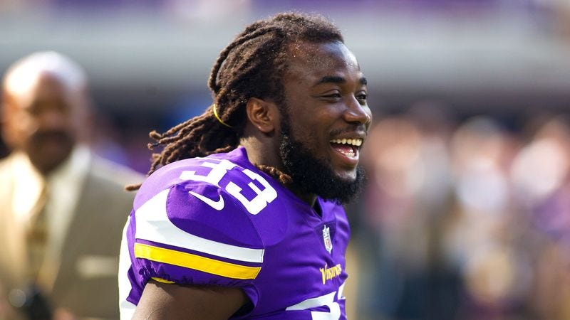 Illustration for article titled Vikings Coaching Staff Refuses To Panic About Flickering Dalvin Cook