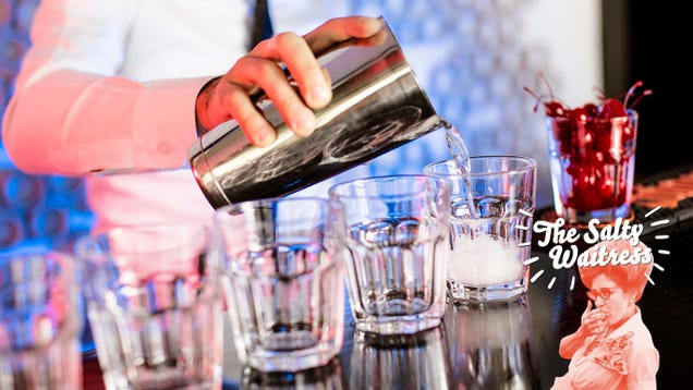 Ask The Salty Waitress: How should I tip at an open bar?