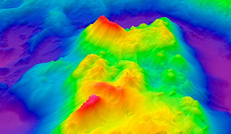 Illustration for article titled Secret Cold War Sonar Tech Is Being Used to Map Underwater America