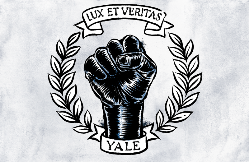 Illustration for article titled 'We Need Yale to Choose Us': Inside the Racial Tensions of the Ivy League