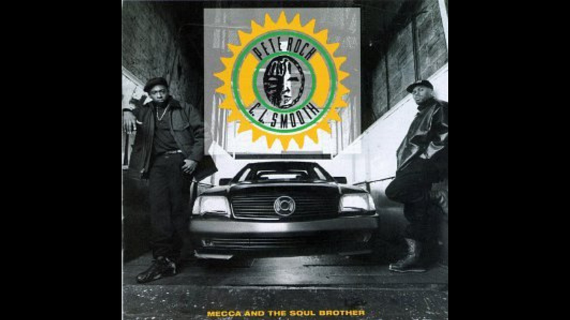 Pete Rock & CL Smooth, Mecca and The Soul Brother
