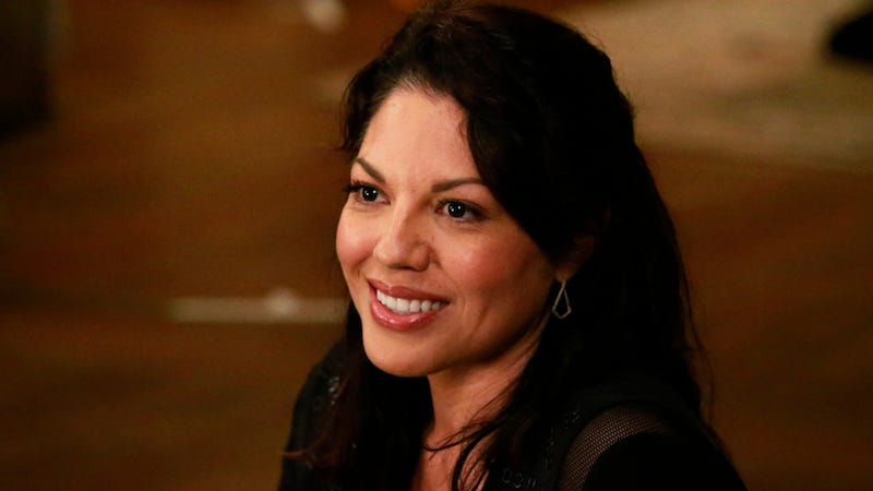 Illustration for article titled Sara Ramirez Tweets 'That's a Wrap' forGrey's Anatomy, Fans of Dr. Torres Freak Out