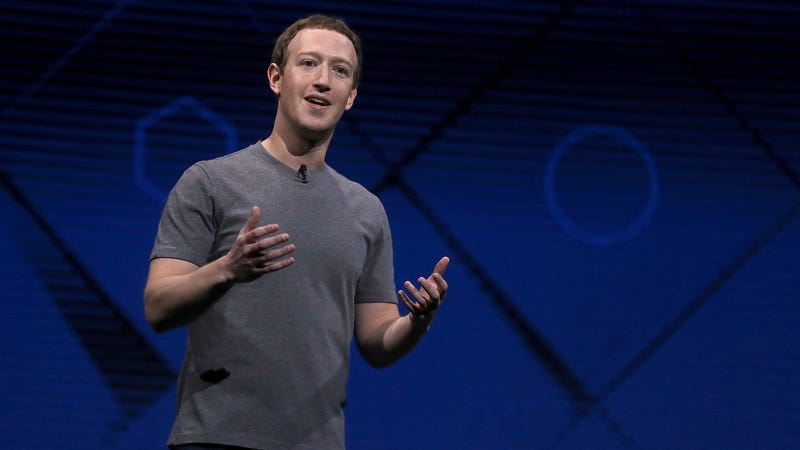 Illustration for article titled Mark Zuckerberg's Rote Talking Points Are Stronger Than Ever