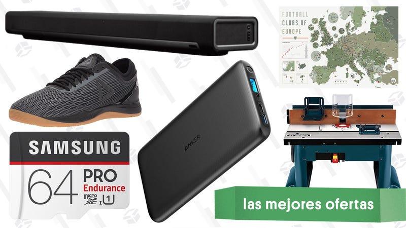 Illustration for article titled Las mejores ofertas de este martes: Baterías de Anker, Sonos de segunda mano, ropa deportiva en Amazon y más