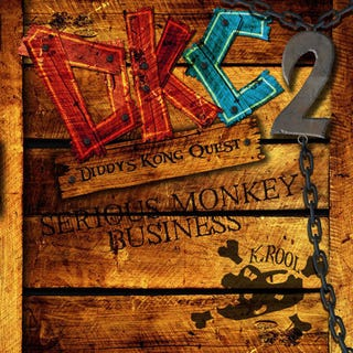 Illustration for article titled Donkey Kong Country 2 Inspires Three Disc Music Remix Album