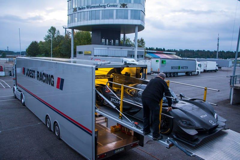 All photos credit Mazda Motorsports