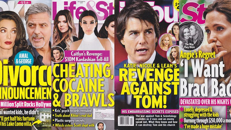 Illustration for article titled This Week in Tabloids: Kidman, Holmes and Remini Are Joining Together to Ruin Tom Cruise