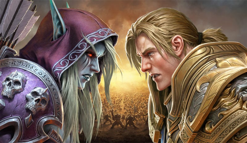 Illustration for article titled Blizzard Is Sorry World Of Warcraft Patch 8.0 Messed Up The Game